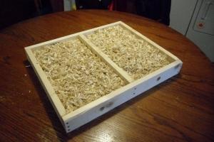 moisture quilt box
